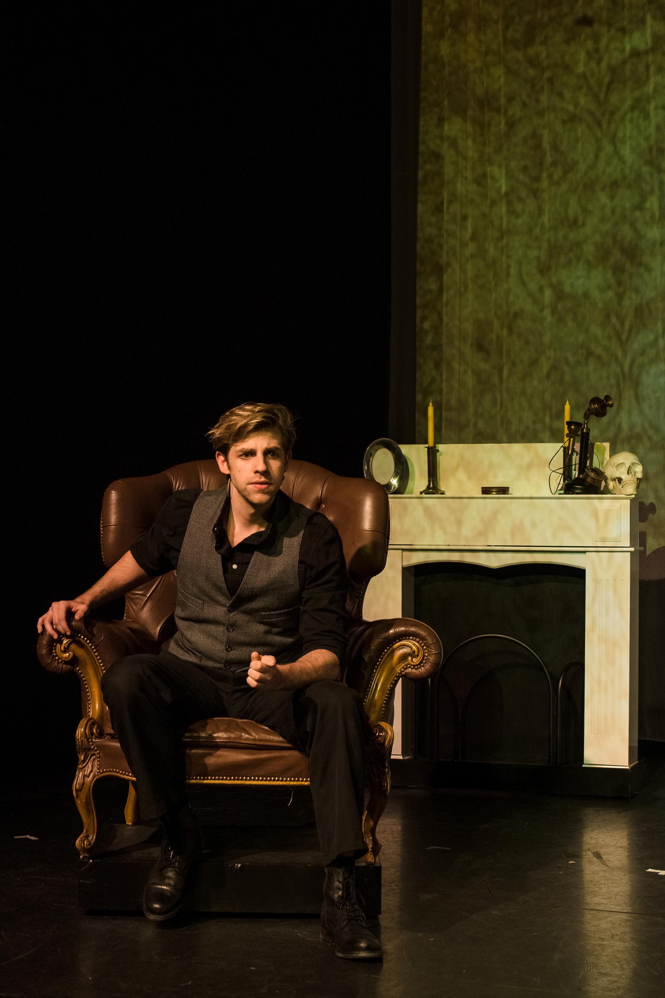Merlin Fargel als John © Stefan Wagner