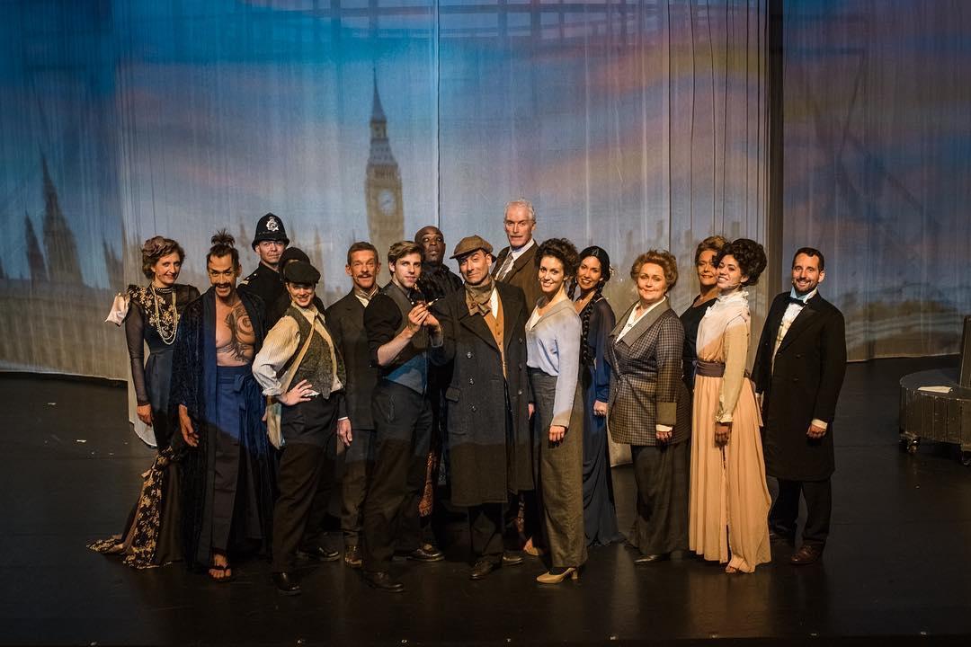 SHERLOCK HOLMES – Next Generation – Das Musical:   2020 erstmals auf Tour
